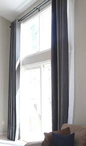 how to make your curtains longer concrete walls window and concrete