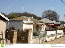 100 Dream Houses In South Africa A Neighborhood Johannesburg Editorial Stock