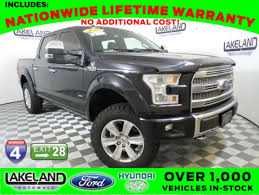 Lakeland Ford Lifted Trucks | Serving Bartow, Brandon And Tampa