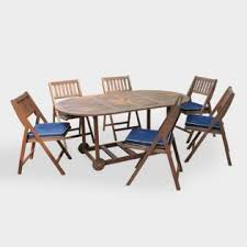 Outdoor Dining Furniture and Wood Table Sets