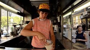 100 Van Leeuwen Ice Cream Truck NYC The Local Way And Coffee YouTube