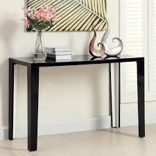 Narrow Sofa Table Behind Couch by Sofa Tables