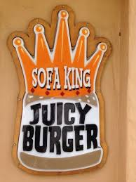 burger with bacon picture of sofa king juicy burger chattanooga