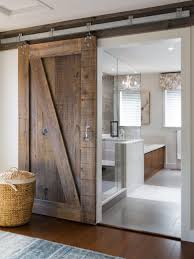 Bathrooms Design : Elegant How To Make Interior Sliding Barn Doors ... White Sliding Barn Door Track John Robinson House Decor How To Epbot Make Your Own For Cheap Knotty Alder Double Sliding Barn Doors Doors The Home Popsugar Diy Youtube Rafterhouse Porter Wood Inside Ideas Best 25 Interior Ideas On Pinterest Reclaimed Gets Things Rolling In Bathroom Http Beauties American Hardwood Information Center Design System Designs Tutorial H20bungalow