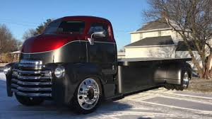 100 Build A Chevy Truck 1953 Chevrolet COE Custom Chop Top