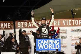Kyle Busch Wins Stratosphere 200 NCWTS Race | News | Media | Las ... Kyle Busch Starts Las Vegas Weekend With 50th Truck Series Win Wins His Nascar Camping World Race At Michel Disdier Viva Westgate Resorts Named Title Sponsor Of September Ben Rhodes Claims First Win In Thrilling At Ncwts Erik Jones Scores Jackpot Motor Speedway Norc 2015 Iracing 175k 1997 Craftsmen Programs 117 Carquest Wins Hometown Race The