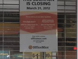Plainfield s ficeMax Store to Close