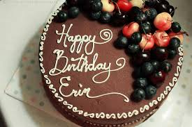 happy birthday chocolate cake 16