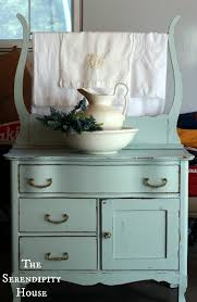 Ethan Allen Painted Dry Sink by Cottage Instincts Antique Wash Stand And Dry Sink Painted