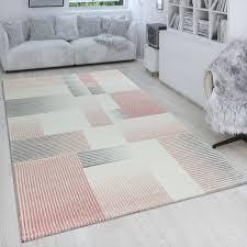 living room carpet karo pattern pastel pink