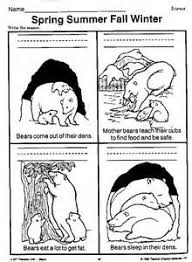 Coloring Pages Of Hibernate Animals