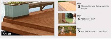 Cabot Semi Solid Deck Stain Drying Time by Cabot At Menards