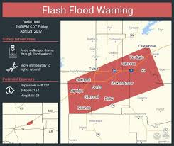 Pumpkin Patches In Okc by Update Flood Warnings Thunderstorm Warnings Issued In