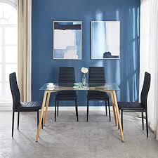 de ebs my furniture 5 teiliges modernes esszimmer