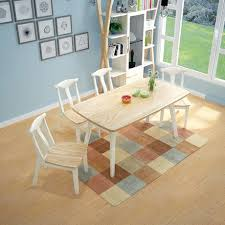 esszimmer set esszimmer möbel home möbel massivholz rechteck esstisch 4 stühle sets mesa muebles 140 80 75cm
