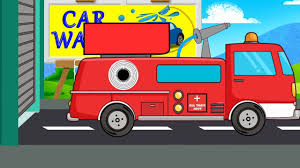 Fire Truck | Car Wash - YouTube Hurry Drive The Fire Truck Car Songs Pinkfong For Song Children Nursery Rhymes With Blippi Youtube Jamaroo Kids Childrens Storytime Learn Vehicles School Bus Police Train Toys Trucks Fire Truck Song Monster Truck For Compilation The Garbage By Explores Video Engine Educational Videos