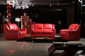 Red Black And Brown Living Room Ideas by Vibrant Red Sofas Living Room And Dining Decorating Ideas Cool