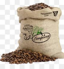 Coffee Bag Cafe Gunny Sack Bean