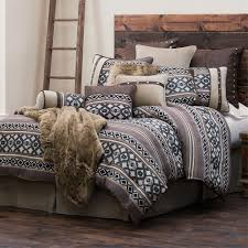 Ty Pennington Bedding by Tucson Southwestern Bedding Cabin Place For Bedspreads And