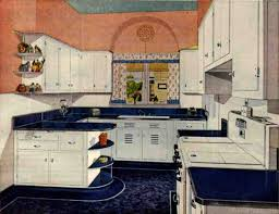1940s Kitchen Design And Cabinet Layout Your Decoration By Use Of Nice Looking Idea 12
