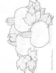Pumpkin Patch Coloring Pages Free Printable by Coloring Page Of A Pumpkin Many Interesting Cliparts