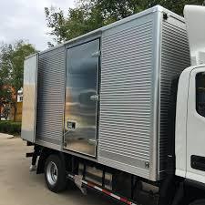 100 Aluminum Truck Aluminium Boxtruck Panel Bodydry Cargo Van Body Buy