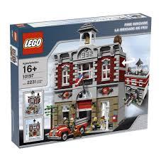 100 Lego Fire Truck Games Brigade 10197 NEW 1810353884
