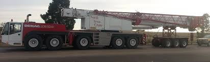 North Texas Crane Rental Service