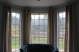 Allen Roth Raja Curtains by Home Decor Curtain Rods For Bay Windows Commercial Brick Pizza
