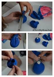 Kids Crafts How To Make A Stress Ball Perfect For Tweens Or Teens Summer