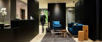 hotel hansa herford black suites design hotels