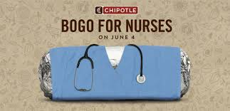 Free Burritos: Chipotle Honors Nurses With One-Day BOGO On June 4 ... This New Chipotle Rewards Program Will Get You The Free Guac Gift Card Promotion Toddler Lunch Box Ideas Daycare Teacher Appreciation Week Deals 2018 Chipotle Wii U Coupons Best Buy Discounts Offers Rebelcard University Of Nevada Las Vegas Mexican Grill Posts Facebook Clever Trick Can Save You Money On Wikibuy Sms Autoresponder Example Rain Check Lunch Tatango Chipotles Burrito Coupon Uses Save To Android Pay Button Allheart Code Archives Wish Promo Code Smoky Chicken In The Crockpot Money Saving Mom Pin By Nick Good Print Ads I Like How To A For 3
