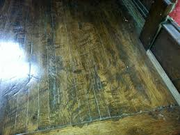 Restaining A Deck Do It Yourself by Let Me Talk You Out Of Staining Your Floor Wood Floor Techniques 101