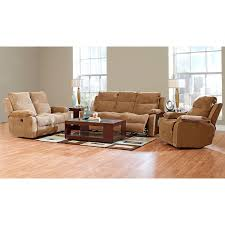 Milari Sofa And Loveseat by Crawford Reclining Sofa Reclining Loveseat And Reclining Chair