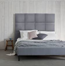 King Platform Bed With Tufted Headboard by Headboards Wondrous Bed With Cushioned Headboard Queen Platform