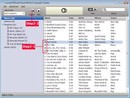 How to transfer ipod to puter guide