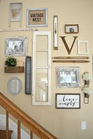 Incredible Ideas For Staircase Walls 1000 About Wall Decor On Pinterest Collage