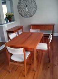 Philadelphia Dane Decor 7pc Teak Dining Room Set 1000