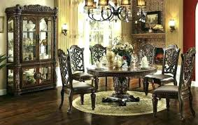 Formal Dining Room Sets For Sale By Owner Table And Chairs Antique White Traditional Furniture Set