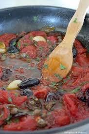 pates a la puttanesca stefano s pasta puttanesca recipe pasta puttanesca pasta and rice