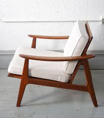 100 Modern Style Lounge Chair Reserved Mid Century Danish Wood Arm Mad