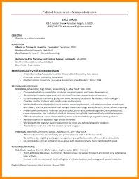 Career Counselor Resume Sample Guidance