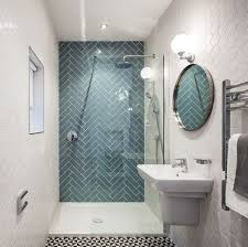 geometrische badezimmer fliesen muster für urbanes flair