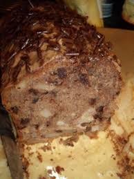 birnen schoko rührkuchen