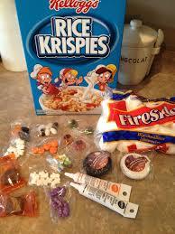Rice Krispie Treats Halloween Shapes by Addicted To Recipes Rice Krispies Halloween Treats