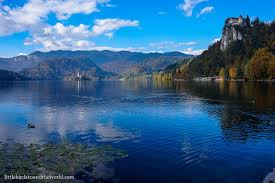 100 Where Is Slovenia Located A Perfect Fall Day At Lake Bled Little Bird Around The World