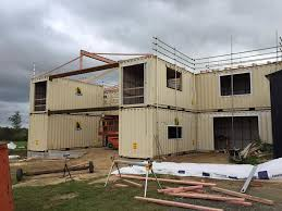 104 Pre Built Container Homes This Cool House Was Out Of 12 Shipping S Bored Panda