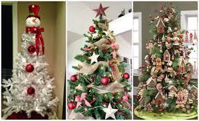 decorations inspiring christmas tree ideas christmas tree