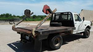 1997 ford f350 w deweze bale bed youtube