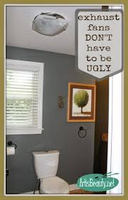 Ductless Bathroom Fan With Light by 35 Best Home Bathroom Exhaust Fan W Light Images On Pinterest